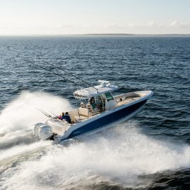 January Conquest: step aboard the 315 at the Dusseldorf Boat Show!