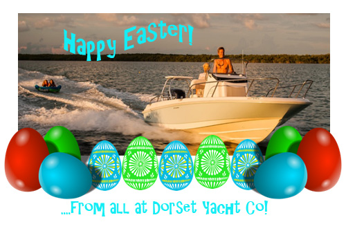 When the Sun Shines this Easter – be ready with your Whaler!