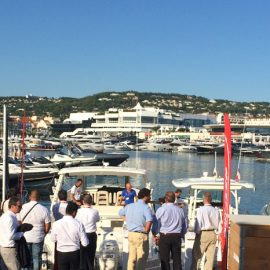 """Cannes Yachting Festival 2019 –  view our """"Big Bostons"""" on the French Riviera!"""