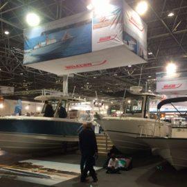 Boston Whaler at the Düsseldorf Boat Show 2020