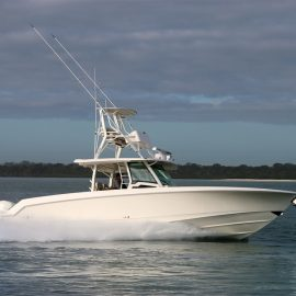 New 380 Outrage Debut at the Miami International Boat Show