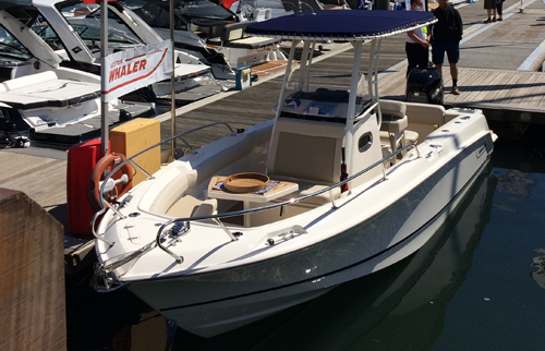 230 OR 2016 AW Bow aft