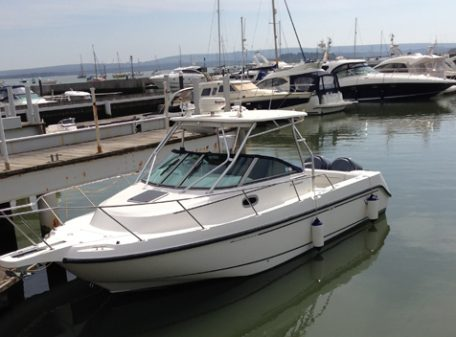 275 Conquest 2004BC Topside 500