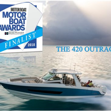420 Outrage FINALIST 2018 MBY Motor Boat Awards
