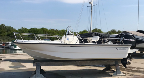 Pre-owned 170 Montauk SOLD