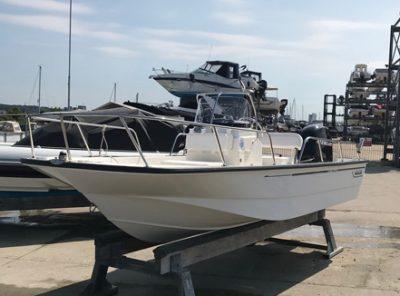 Pre-owned 170 Montauk 2012 Model