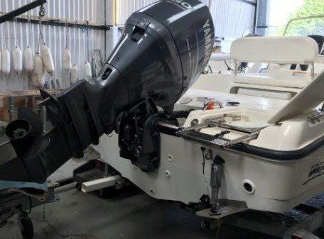 180 D 2008 PD Stbd Engine