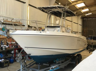 Pre-owned 220 Outrage SOLD